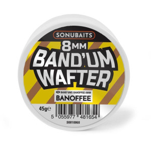 Sonubaits 8mm Band`Um Wafter Banoffee