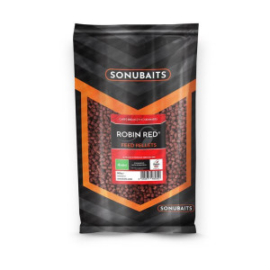 Sonubaits Feed Pellets Robin Red 4mm