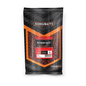 Sonubaits Feed Pellets Robin Red 6mm