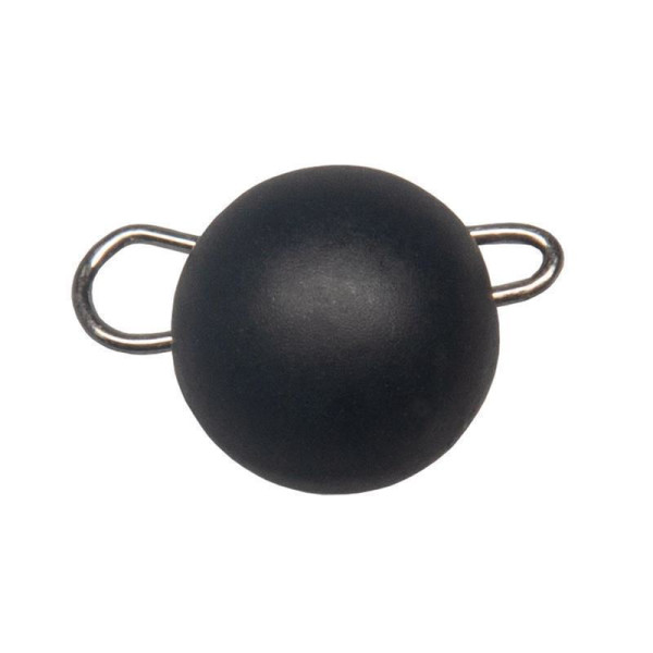 Zeck Tungsten Cheburashka Head Black 5g