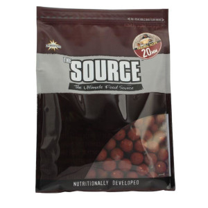Dynamite Baits Terry Hearn´s The Source Boilies 1kg 20mm