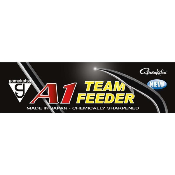 Gamakatsu A1 Team Feeder - Strong Carp Gr. 12