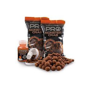 Starbaits Probiotic Monster Crab Boilies 20mm 1kg