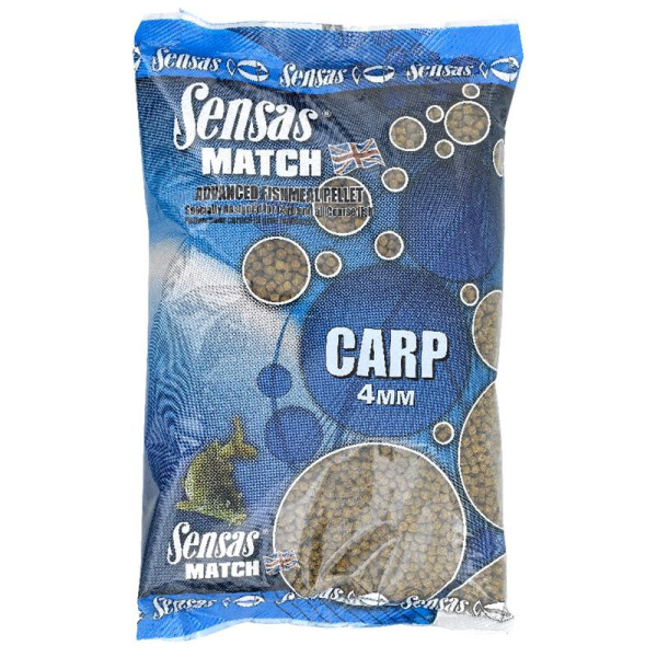 Sensas Carp Pellets 2mm