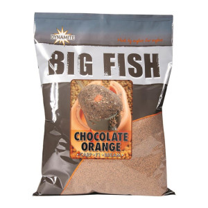 Dynamite Baits Big Fish Chocolate Orange Groundbait 1,8kg