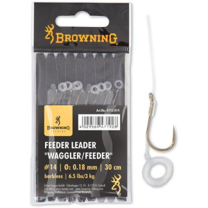 Browning # 14 Feeder Leader Waggler/Feeder Pellet