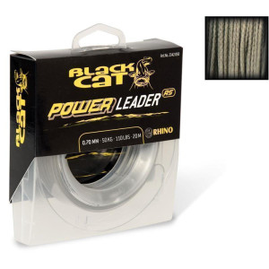 Black Cat Power Leader 80kg 1,00mm