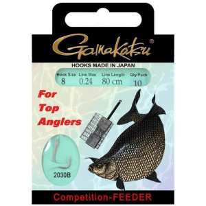 Gamakatsu Competition LS-2030B Bream Feeder Strong 80cm...
