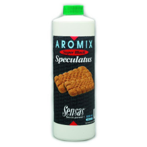 Sensas Super Aromix Spekulatius Black 500ml