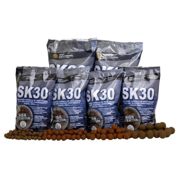 Starbaits Performance Concept Boilies SK 30 24mm 1kg