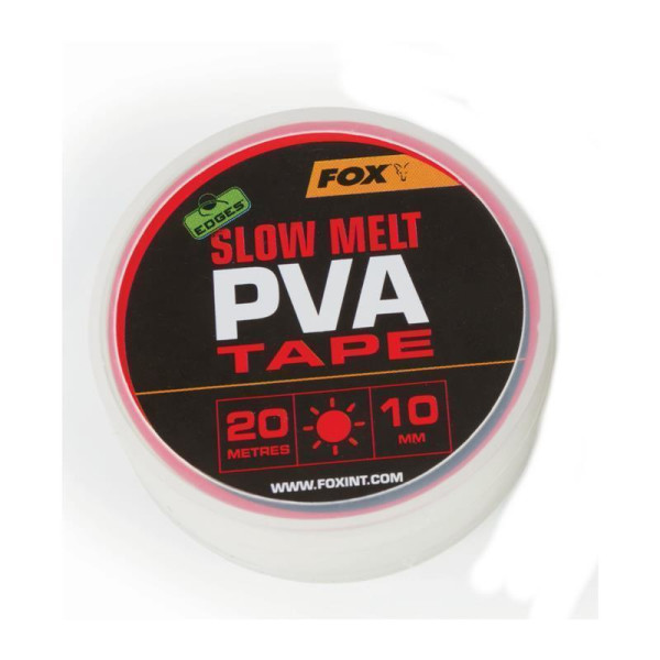 Fox Edges Slow Melt PVA Tape 10mm